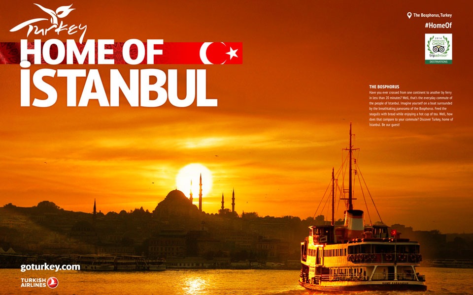 Turkish tourism - Turkish culture and tourism office ...